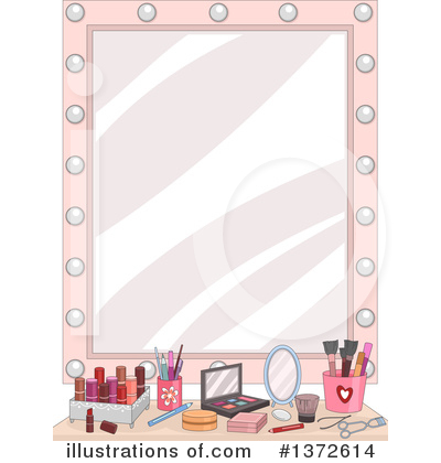 Makeup Clipart #1372614 by BNP Design Studio