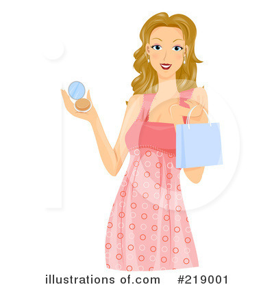 Makeup Clipart #219001 by BNP Design Studio