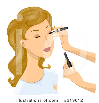 Makeup Clipart #219012 by BNP Design Studio