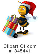 Male Bee Clipart #1345441