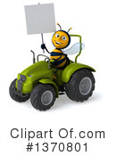 Male Bee Clipart #1370801 by Julos