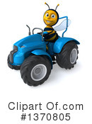 Male Bee Clipart #1370805 by Julos