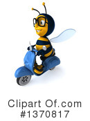 Male Bee Clipart #1370817 by Julos