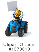 Male Bee Clipart #1370819 by Julos