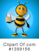 Male Bee Clipart #1399156 by Julos