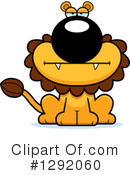 Male Lion Clipart #1292060
