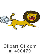 Male Lion Clipart #1400479