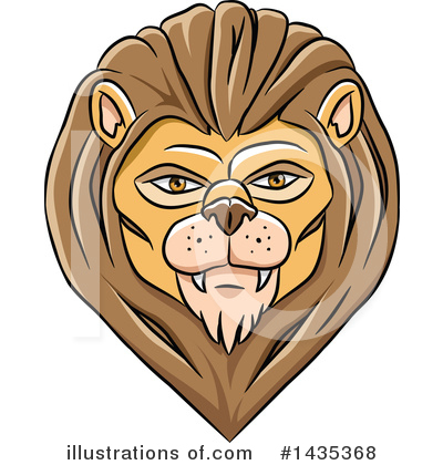 Lion Clipart #1435368 by cidepix