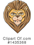Male Lion Clipart #1435368