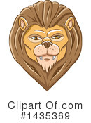 Male Lion Clipart #1435369