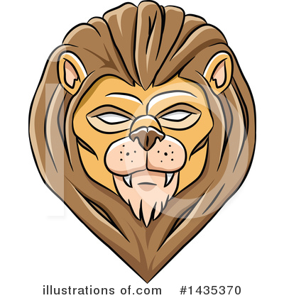 Lion Clipart #1435370 by cidepix