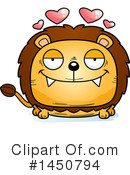 Male Lion Clipart #1450794 by Cory Thoman