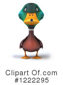 Mallard Duck Clipart #1222295 by Julos