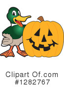 Mallard Duck Clipart #1282767 by Toons4Biz
