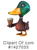 Mallard Duck Clipart #1427033 by Julos