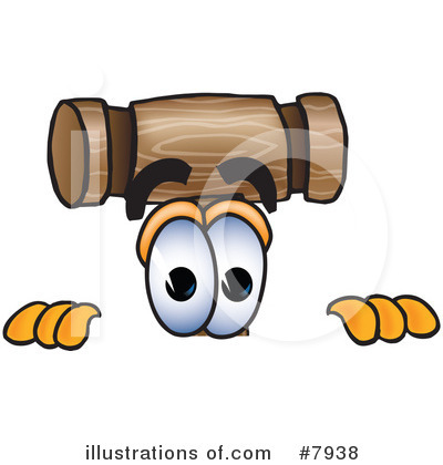 Mallet Clipart #7938 by Toons4Biz