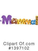 Royalty-Free (RF) Mammal Clipart Illustration #1397102