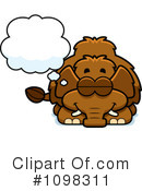 Mammoth Clipart #1098311