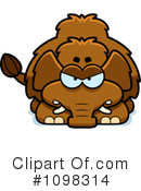 Mammoth Clipart #1098314