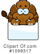 Mammoth Clipart #1098317