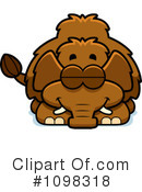 Mammoth Clipart #1098318