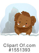 Mammoth Clipart #1551393 by BNP Design Studio