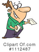 Man Clipart #1112487 by toonaday