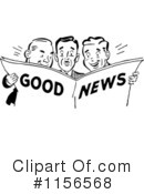 Clipart of Good News #1 - 17 Royalty-Free (RF) Illustrations