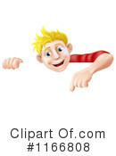 Royalty-Free (RF) man Clipart Illustration #1166808