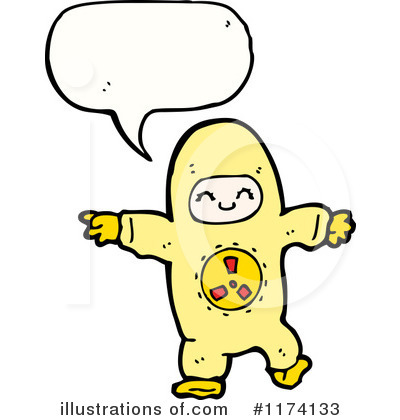 Hazmat Clipart #1174133 by lineartestpilot