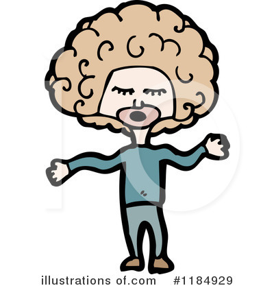 Royalty-Free (RF) Man Clipart Illustration by lineartestpilot - Stock Sample #1184929