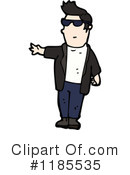 Man Clipart #1185535 by lineartestpilot