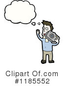 Man Clipart #1185552 by lineartestpilot