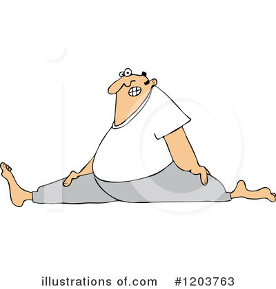 Yoga Clipart #1203763 by djart
