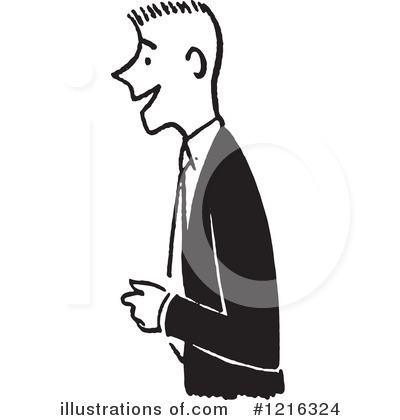 Businessman Clipart #1216324 by Picsburg