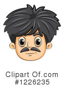 Man Clipart #1226235 by Graphics RF