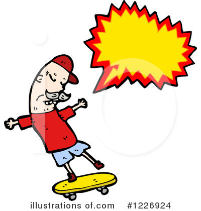 Man Clipart #1226924 by lineartestpilot