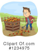 Man Clipart #1234975 by BNP Design Studio