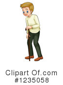 Man Clipart #1235058 by Graphics RF