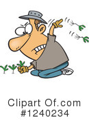 Man Clipart #1240234 by toonaday