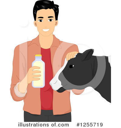 Dairy Clipart #1255719 by BNP Design Studio