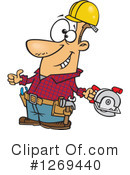 Man Clipart #1269440 by toonaday
