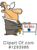 Man Clipart #1293986 by toonaday