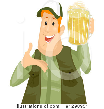 Beer Clipart #1298951 by BNP Design Studio