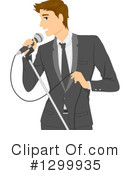 Man Clipart #1299935 by BNP Design Studio