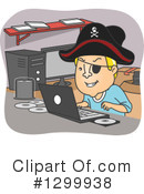 Royalty-Free (RF) Man Clipart Illustration #1299938