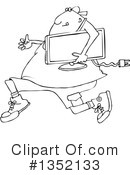 Man Clipart #1352133 by djart