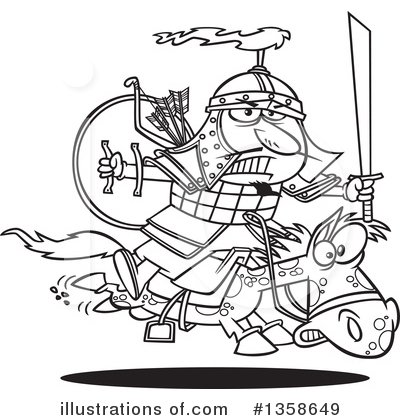 Emperor Clipart #1358649 by toonaday