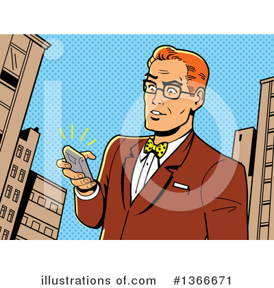 Royalty-Free (RF) Man Clipart Illustration by Clip Art Mascots - Stock Sample #1366671