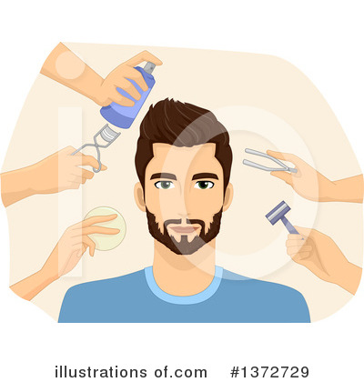 Royalty-Free (RF) Man Clipart Illustration by BNP Design Studio - Stock Sample #1372729